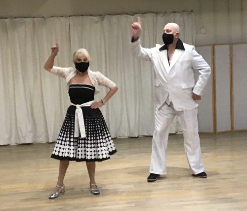Barbara Pattelena and Mike Garcia
